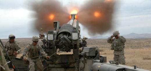 артиллерия-сша