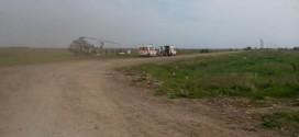 Бойцы «Азова» попали в аварию в Чонгаре: есть пострадавшие