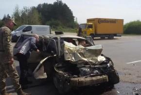 В Ровенской области в аварии погибли военные