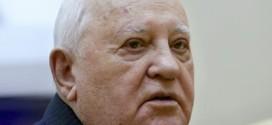 Горбачев поддержал политику РФ в отношении Крыма