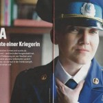 «Надя. История одного солдата»: Савченко появилась в немецком журнале Focus