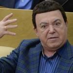 Кобзон назвал Крым «непосильной ношей» для России