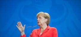 Меркель: постараюсь не потерять терпение в разговорах с Путиным