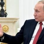 Путин заявил о восстановлении мирового баланса