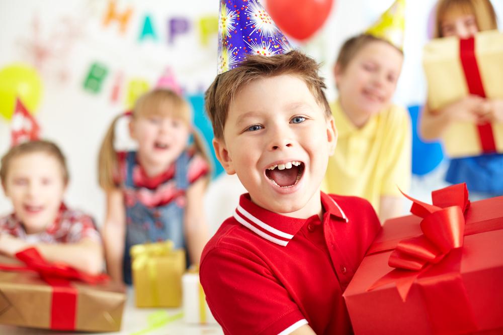 Что любят дети в подарок