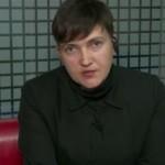 Савченко вступилась за кума Путина (Видео)