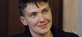 Савченко заявила, что будет собирать подписи за снятие с депутатов неприкосновенности