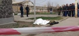 В Армении зарезали российского военного