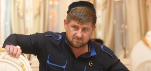 Кадыров-3004
