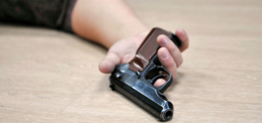 пистолет, самоубийство, убийство